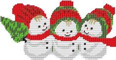 Plastic Canvas Crafts, Plastic Canvas Patterns, Halloween Boo, Pattern And Decoration, Christmas Cross, Cute Pattern, Beautiful Patterns, Cross Stitching, Study Help