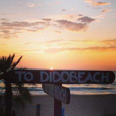 i tramonti al Didobeach regalano emozioni uniche!
