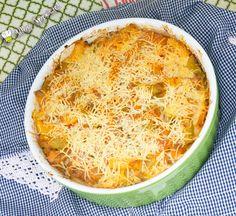 Macarrones con Tomate y Atún al estilo de mi Madre » Blog Appétit!. con huevos batidos