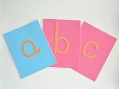 Alphabet Touch