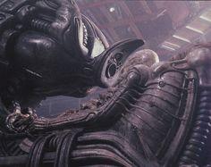 Alien - behind the scenes