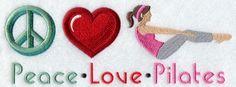Peace Love Pilates (Female)