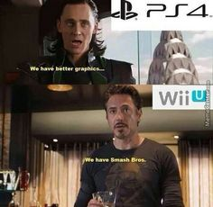 But but Mortal Kombat X is on ps4....WHICH ONE DO I CHOOSE?!