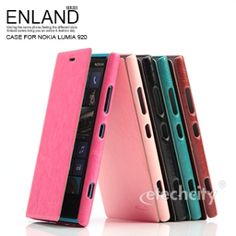KLD Enland Series Ultra Slim Leather Case for Nokia Lumia 920