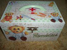 Caixa farmacinha