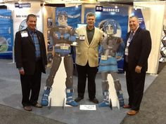 NOWRA Director, Eric Casey (@brabinger) and President, Tom Groves (http://www.nowra.com) in booth 3116 E! #weftec #weftec12 #weftec2012 #wastewater #water pic.twitter.com/uBVOhBOF