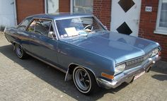 Opel Diplomat 5.4 V8 Coupe