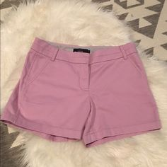 "J. Crew chino J. Crew chino shorts size 4 5"" inseam excellent condition J. Crew Shorts"
