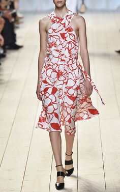 Nina Ricci Spring/Summer 2015 Trunkshow Look 35 on Moda Operandi