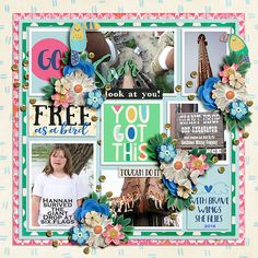Toucan Do It : Bundle by Brook Magee, Amanda Yi & Captivated Visions: http://www.sweetshoppedesigns.com/sweetshoppe/product.php?productid=34486&cat=837&page=2 Captured Moments 1 by Tinci Designs: http://store.gingerscraps.net/Captured-moments-1..html