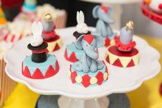 Circus themed chocolate covered Oreos from a Circus Birthday Party on Kara's Party Ideas | KarasPartyIdeas.com (31)