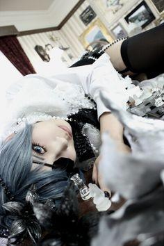 Amazing Ciel Phantomhive cosplay! #kuroshitsuji #cosplay