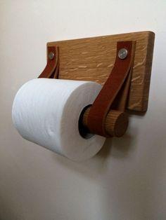 40 Smart DIY Rustic Toilet Paper Holder to Amazing Bathroom Decor - toilette Wooden Toilet Paper Holder, Toilet Roll Holder Diy, Toilet Decoration, Rustic Toilets, Wooden Bed Frames, Diy Bathroom Decor, Bathroom Ideas, Bathroom Designs, Wooden Diy
