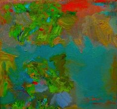 Beautiful oil abstracts at Sozo. #abstractart #oilpaintings