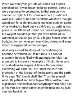 Subhanallah, it's so true,we forgot where we should put our focus on. Best Islamic Quotes, Quran Quotes Inspirational, Beautiful Islamic Quotes, Muslim Quotes, Religious Quotes, Faith Quotes, Words Quotes, Life Quotes, Islamic Qoutes