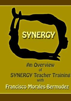 Synergy Teacher Training: An Overview with Francisco Morales-Bermudez -- More info could be found at the image url.