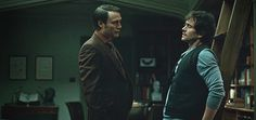 There Was Plenty Of Flirty Body Language   9 Reasons Hannibal Lecter And Will Graham Could Have Had It All