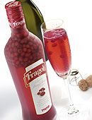 Containing 150 grams of real wild forest strawberries in every bottle. It is full of authentic fruit flavours and summer aromas. It recently won a Silver Medal at the IWSC 2006. Fragoli has numerous culinary and cocktail uses, particularly mixed with sparkling wines!