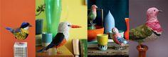 Abigail Brown: creature textile designer extraordinaire - intro  AMAZING!