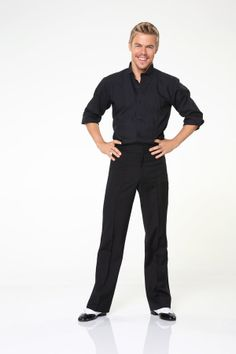Just had to give a shout out to this amazing man! Here is his bio- http://abc.go.com/shows/dancing-with-the-stars/cast/derek-hough
