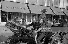 Some people posing seated in a coach. Finland, Get premium, high resolution news photos at Getty Images People Poses, Some People, Finland, 1960s, News, Fictional Characters, Image, Sixties Fashion, Fantasy Characters