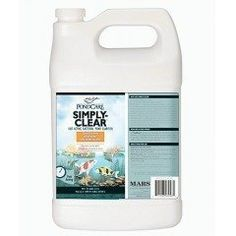 Mars Fishcare Pond 248C Pond Care Simply Clear 1 Gallon >>> Check out this great product.