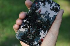 Hunt Scene by Wm Lamb & Son iPhone case...