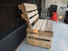 Pallet Furniture - bench