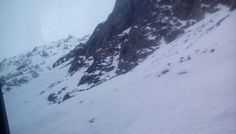 Snow coverd andes in mendoza argentina