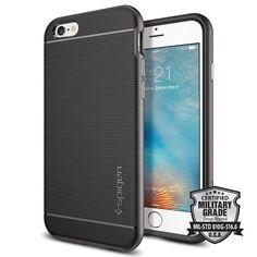 spigen coque iphone 6 neo hybrid ex Cool Iphone Cases, Best Iphone, Apple Iphone 6, Iphone 11, Smartphone, Coque Iphone 6, Hybrid Design, Retail Packaging, 6s Plus