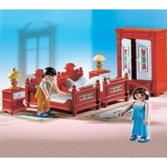 Playmobil Bedroom (Toy) http://www.amazon.com/dp/B0002HZO8E/?tag=l0403-20