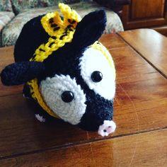 P-Chan Amigurumi crochet