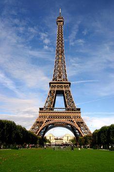 Gustave Eiffel – Wieża w Paryżu