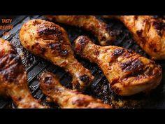 Peri Peri Chicken ! Pan Grilled Chicken - YouTube Pan Grilled Chicken, Grilled Chicken Drumsticks, Chicken Drumstick Recipes, Chicken Recipes, Pork Menudo Recipe, Rava Sweet Recipe, Corndog Recipe, Peri Peri Chicken, Ramadan Recipes