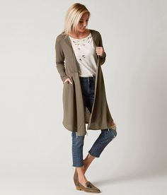 d900ca5cde Daytrip Ribbed Cardigan - Women s Sweaters in Falcon
