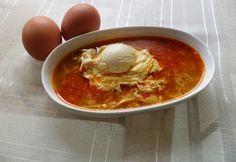Egész tojásos leves Gabystól