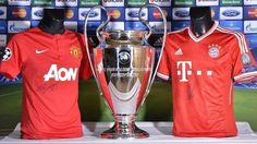 Manchester United vs. FC Bayern Munich. Champions League Quarterfinal. Result: 1:1. #ManchesterUnited #ManU #FCBayernMünchen #BayernMünchen #Bayern # BayernMunich