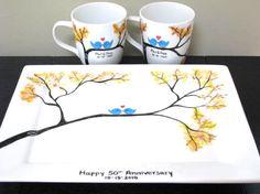Painted Mugs ideas...