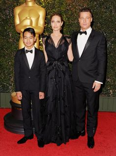 Pin for Later: We Just Can't Get Enough of These Adorable Jolie-Pitt Family Moments