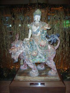 Royal Garden, Guanyin, Painting, Art, Art Background, Painting Art, Kunst, Paintings, Performing Arts