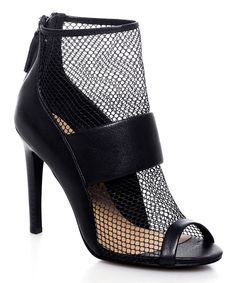 Another great find on #zulily! Black Roman Leather Bootie by Joe's Jeans #zulilyfinds