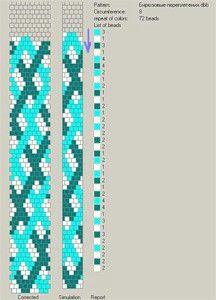 141 Besten Schmuck Bilder Auf Pinterest Bead Crochet Projects Und