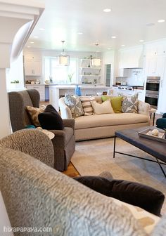 6th Street Design School: Utah Valley Parade of Homes -  A Feast for the Eyes