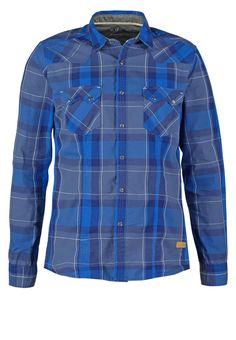 edc by Esprit Hemd - bright blue - Zalando.de