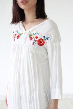 Frida Embroidery Dress $50.00 USD StolenStores.com