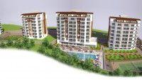 Neubau Wohnungen Kaufen Alanya Türkei 2016