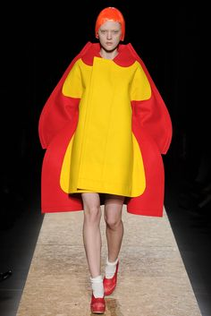 Comme des Garçons | Fall 2012 Ready-to-Wear Collection | Style.com