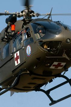 EADS North America UH-72A Lakota light utility/multi purpose helicopter.