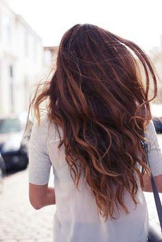 Hair colour: