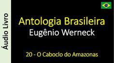 Áudio Livro - Sanderlei: Eugênio Werneck - Antologia Brasileira - 20 - O Ca...